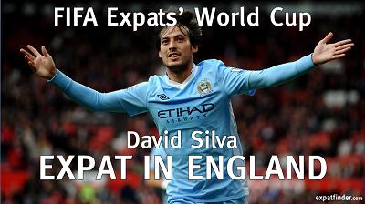 250a42c985d Brazil World Cup 2014 – Expat Profile  David Silva Expat in England ...