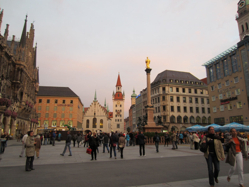 Jobs in Munich – ExpatFinder Articles